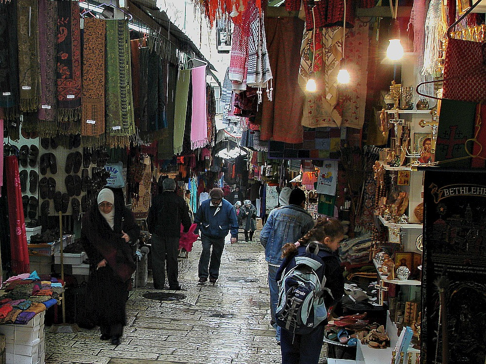 Old City of Jerusalem - Christian Quarter