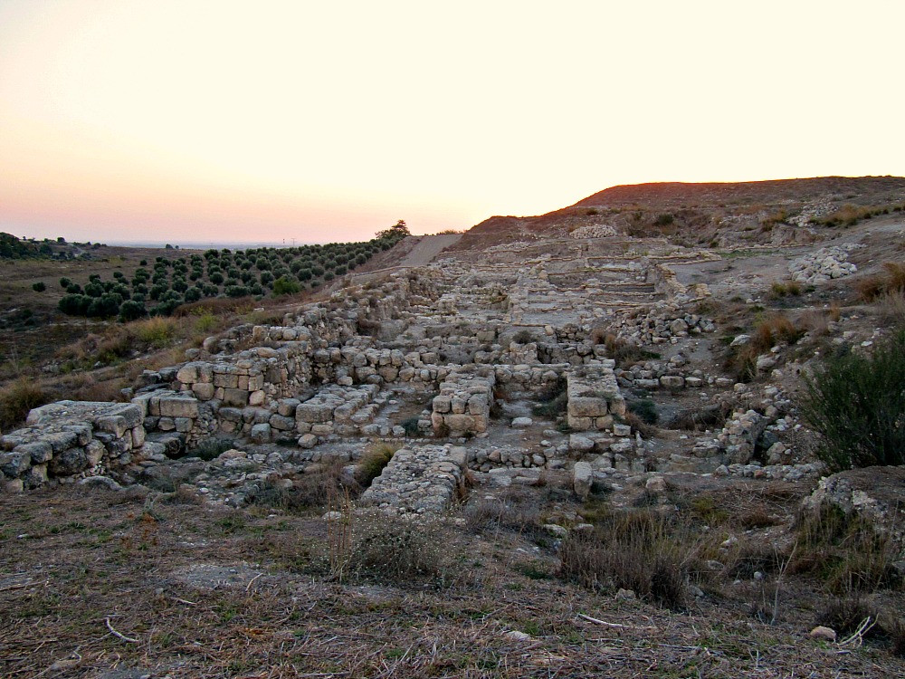 Tel Gezer National Park