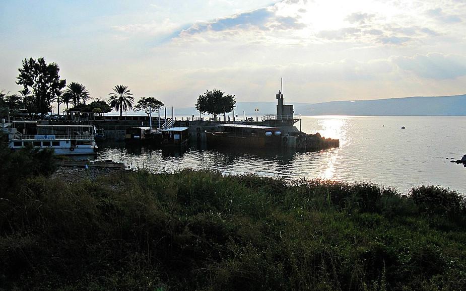 Ein Gev Port