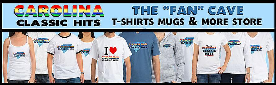 Carolina Classic Hits T-Shirts Mugs and More