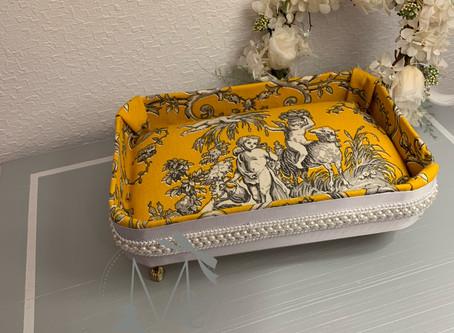 お財布ベッド☆新調しました!
