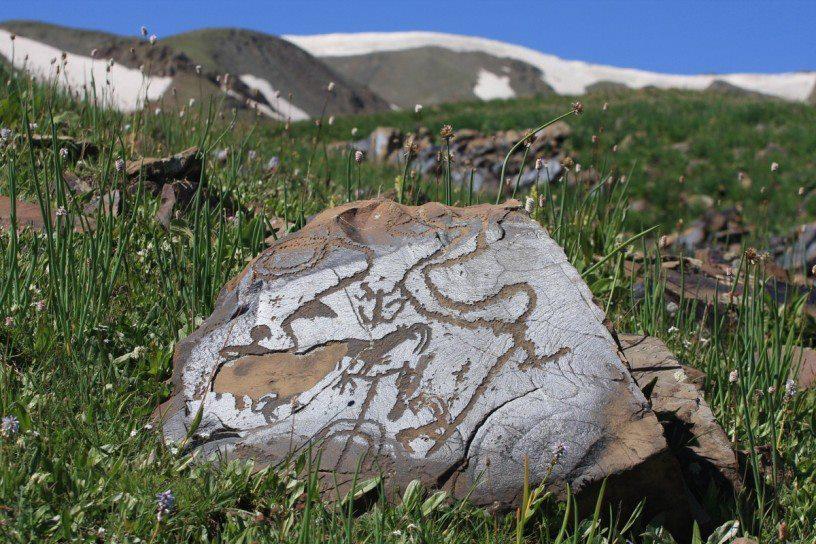 ביקור בשמורת ציורי אבן