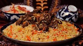 מאכלים בקירגיזסטן