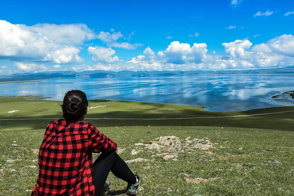 קירגיזסטן בגלל הנוף השמיימי