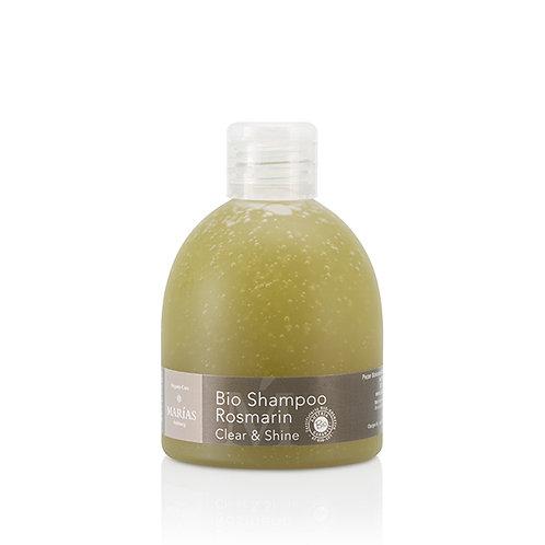 Bio Shampoo Rosmarin Clear & Shine, 250 ml