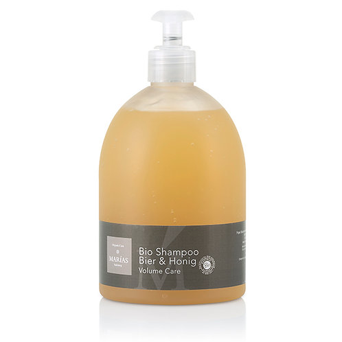 Bio Shampoo Bier & Honig Volume Care, 500 ml