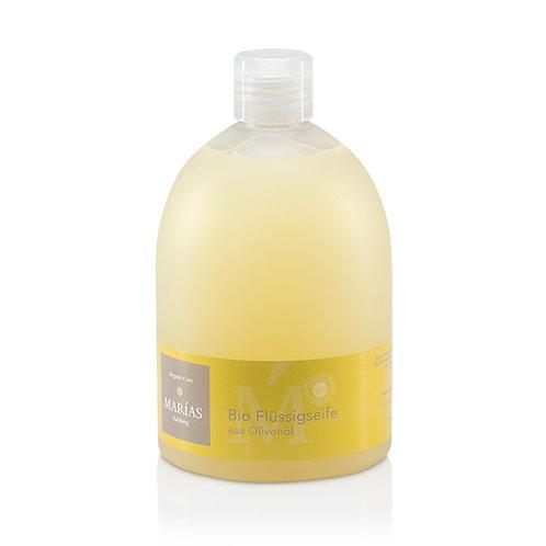 Bio Flüssigseife mit Olivenöl, 500 ml