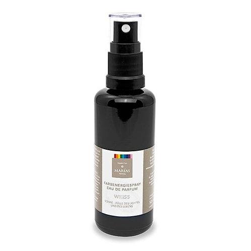 Farbenergie-Spray Eau de Parfum weiß, 50 ml