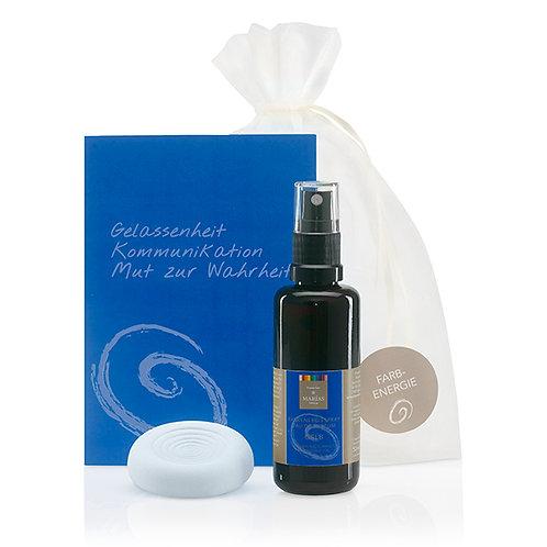 Set Bio Farbenergiespray-Set BLAU, 50 ml
