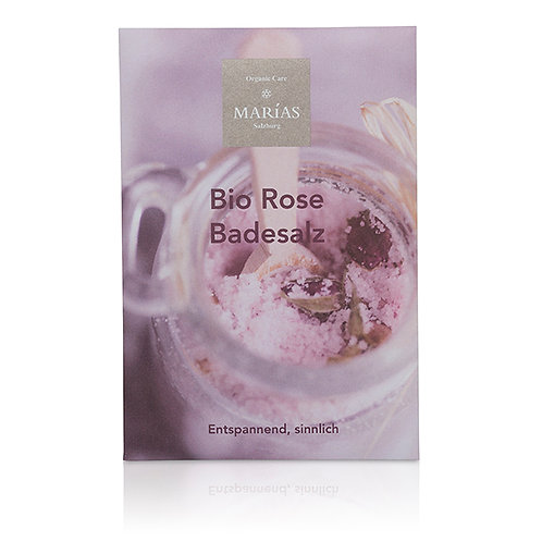 Bio Rose Badesalz,50 g