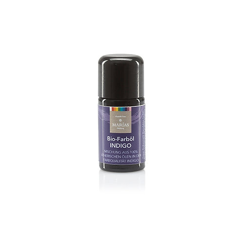 Bio Farböl INDIGO, 5 ml