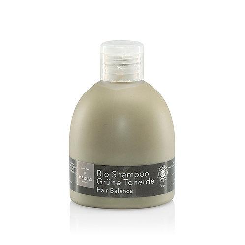 Bio Shampoo Grüne Tonerde Hair Balance, 250 ml