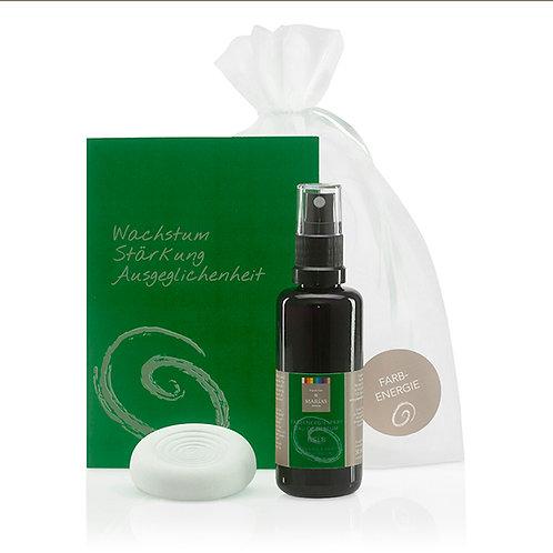 Set Bio Farbenergiespray-Set GRÜN, 50 ml