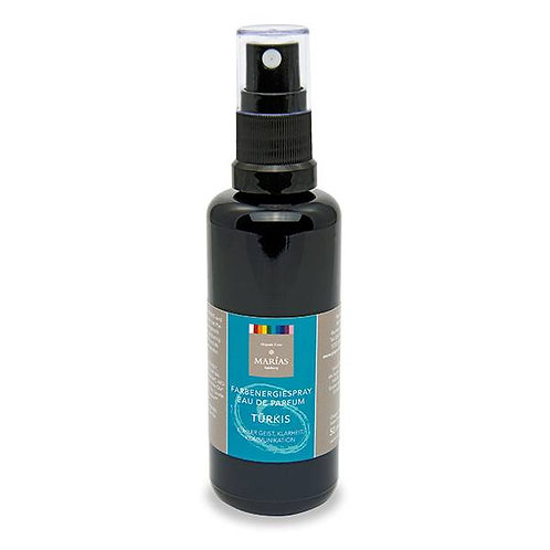 Farbenergie-Spray Eau de Parfum türkis, 50 ml