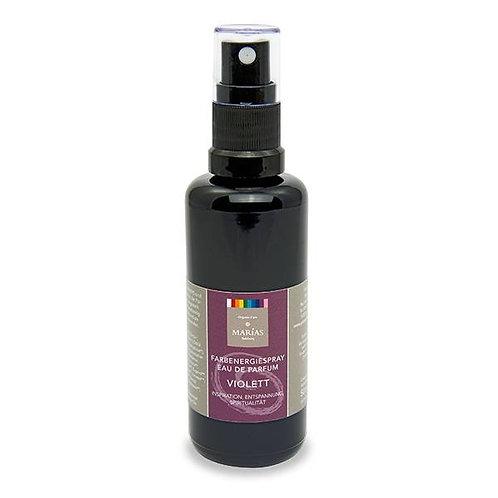 Farbenergie-Spray Eau de Parfum violett, 50 ml