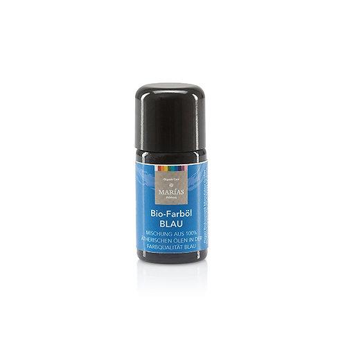 Bio Farböl BLAU, 5 ml