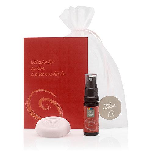 Set Bio Farbenergiespray-Set ROT, 10 ml
