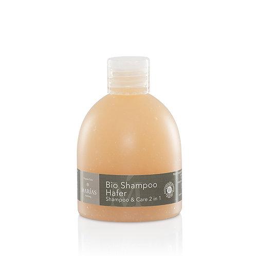 Bio Shampoo Hafer, Shampoo & Care 2 in 1, 250 ml