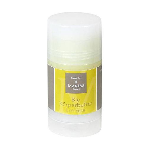 Bio Körperbutter Limone, Drehstift, 70 g
