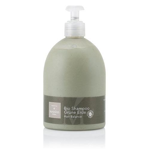 Bio Shampoo Grüne Tonerde Hair Balance, 500 ml