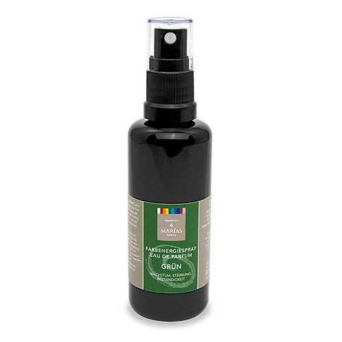 Farbenergie-Spray Eau de Parfum grün, 50 ml