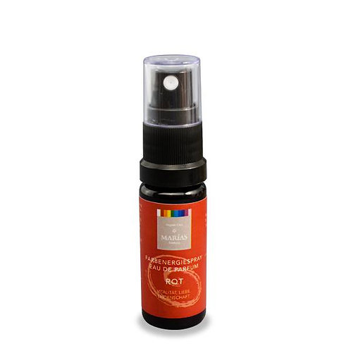 Farbenergie-Spray Eau de Parfum rot, 10 ml