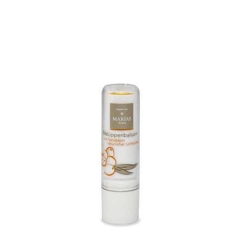 Bio Lippenpflegestift mit Sanddorn, 4,8 g