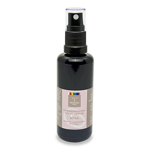 Farbenergie-Spray Eau de Parfum rosa, 50 ml