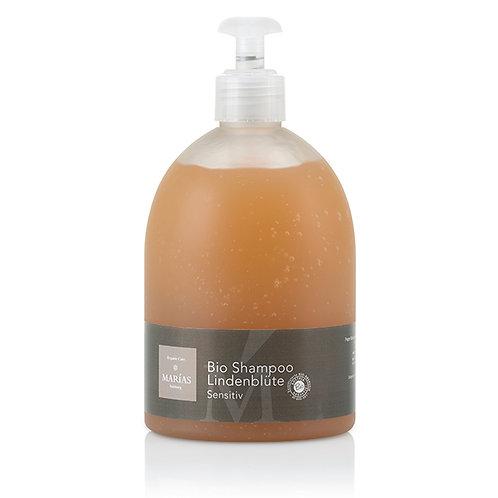 Bio Shampoo Lindenblüte Sensitiv, 500 ml