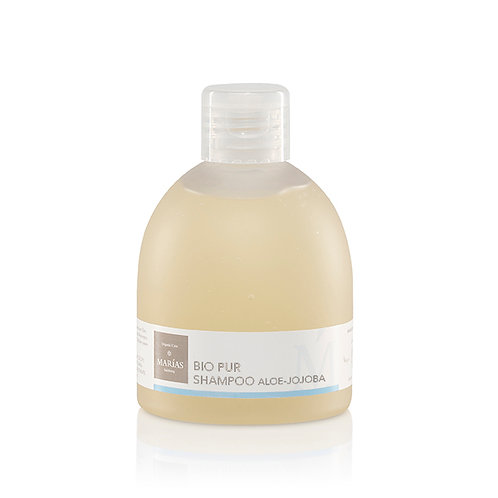 Bio PUR Shampoo Aloe-Jojoba, 250 ml