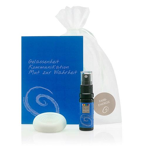 Set Bio Farbenergiespray-Set BLAU, 10 ml