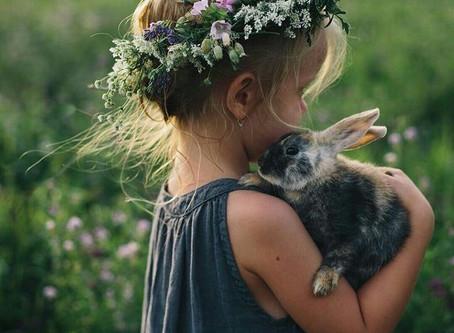 * Bébés, enfants et nature, une histoire d'amour ancestrale *