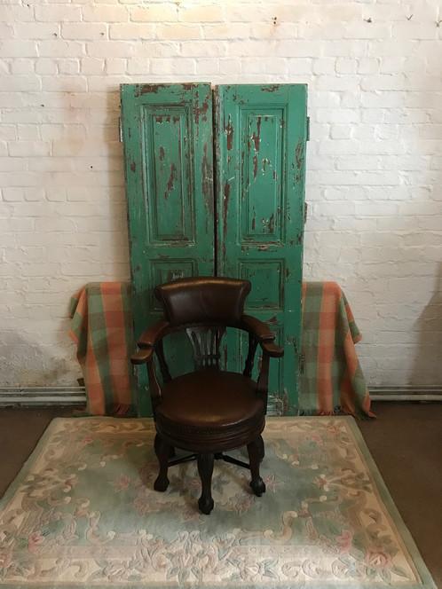 Amazing 6 Legged Office Desk Chair C1920 Machost Co Dining Chair Design Ideas Machostcouk