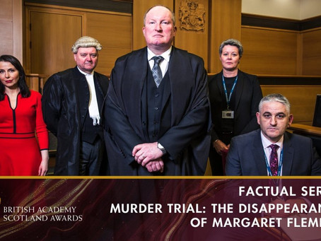 BAFTA WIN! – MURDER TRIAL: THE DISAPPEARANCE OF MARGARET FLEMING