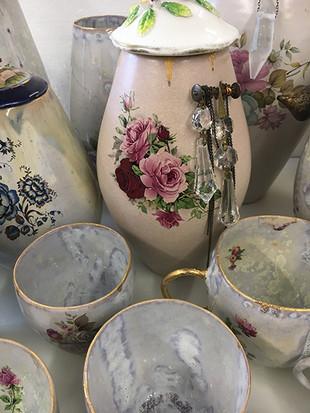 Ceramic Pots Ann Povey