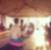 arambol muy santo yoga & meditation