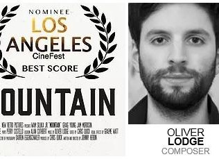 Mountain up for 'Best Score' at LA Cinefest