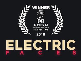 UK Screen One International Film Festival: 'Electric Faces' wins Best Short