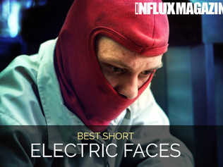 'Electric Faces' wins Best Short at INFLUXPalooza 2015