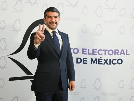 Tabe gana debate de Miguel Hidalgo