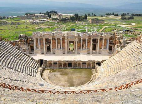 UNESCO Dünya Mirası Kenti Hierapolis
