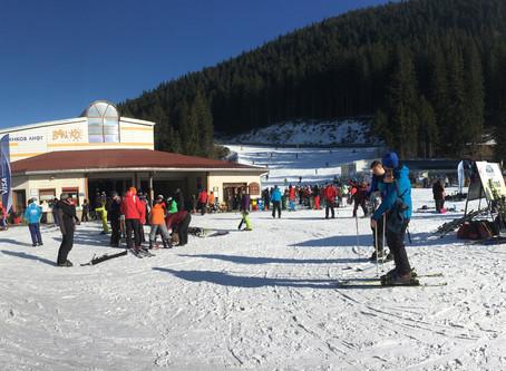 """Bir Dağ Köyü, Bir Kayak Merkezi """"Bansko"""""""