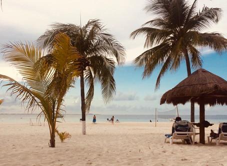 """Meksika Karayiplerinde Bir İnci """"Cancún"""""""