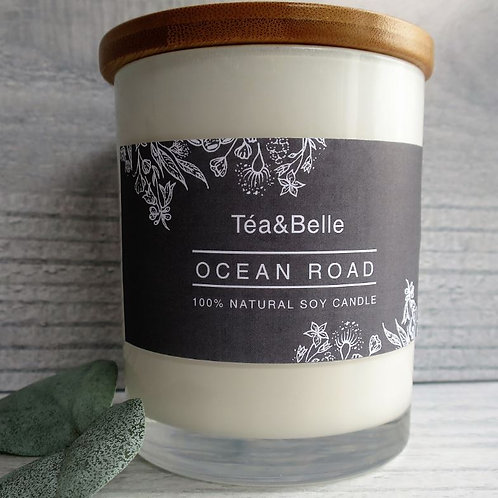 Ocean Road Natural Soy Candle