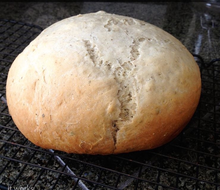 Wattle Seed Slow Cooker Damper