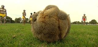 Boogalah, Traditional Australian Aboriginal Ball Game