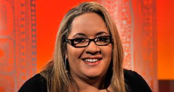 Strong and proud Tidda Queen, Megan Davis