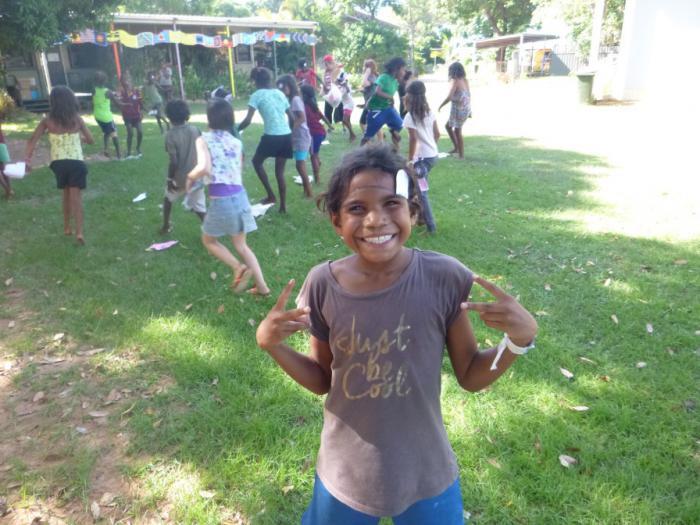 Fun and Relaxing Games for Children, Try the Australian Aboriginal Game Tarnambai