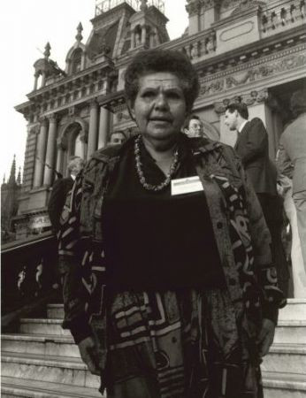 """Amazing Tidda Queen and strong and Proud Aboriginal Women 'Mum Shirl"""""""