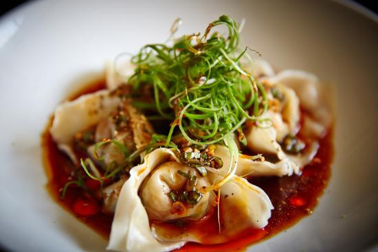 Australian native ingredients are always on the menu at the five star restaurant, Billy Kwong in Sydney, NSW Australia